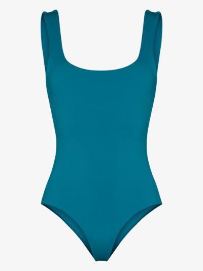Claudia scoop neck swimsuit