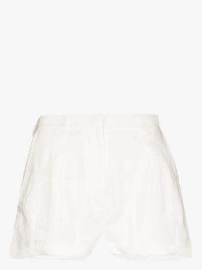 Ostuni linen shorts
