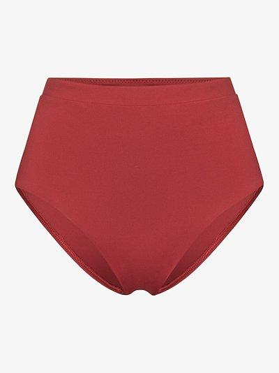 Tatiana high waist bikini bottoms