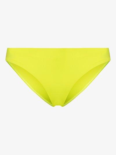 yellow Nadia bikini bottoms
