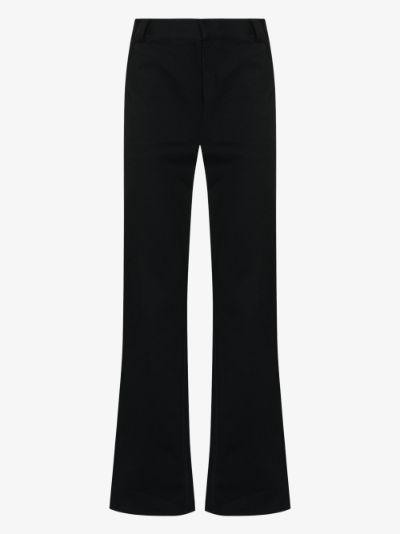 Utilitarian Straight Leg Jeans