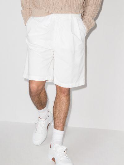 corduroy bermuda shorts