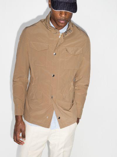 Hooded Field Jacket