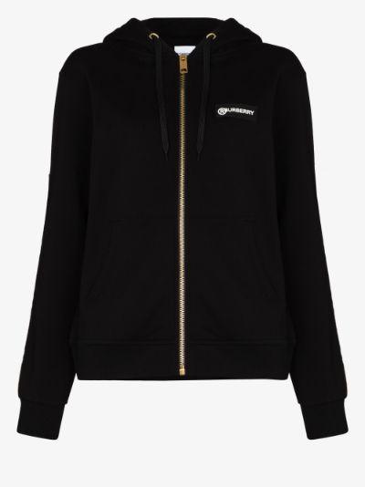 Aubree zip-up hoodie