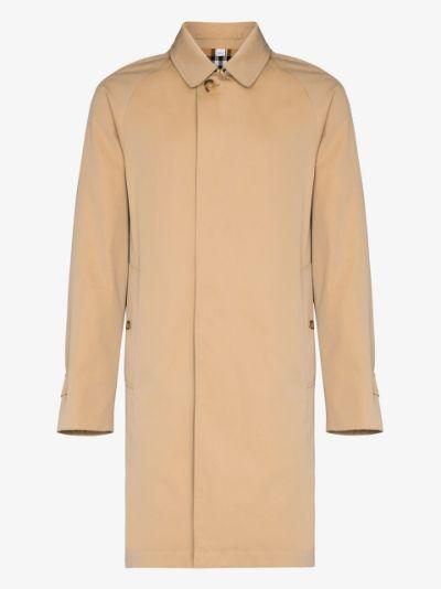 Camden single-breasted coat