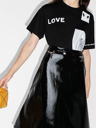 Carrick Love cotton T-shirt
