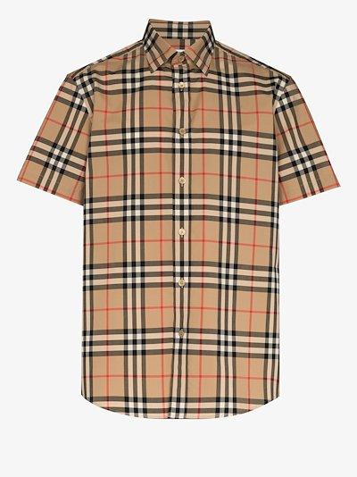 Caxton Vintage check shirt