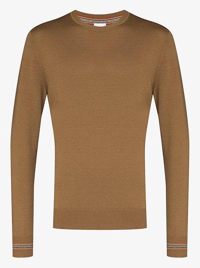 Paradise merino wool sweater
