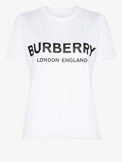 Shotover logo print T-shirt