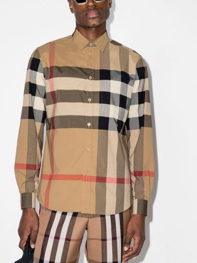 Somerton House check shirt