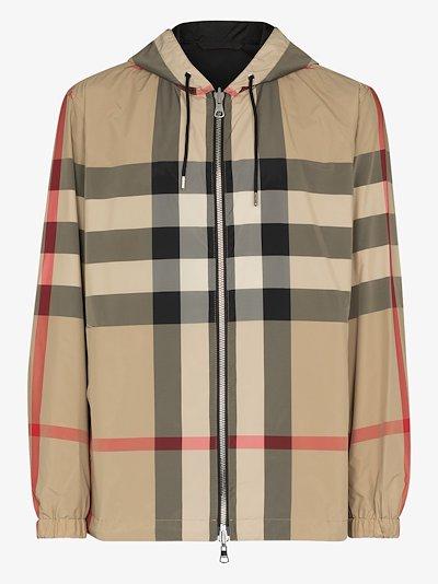 Stretton reversible Vintage check jacket