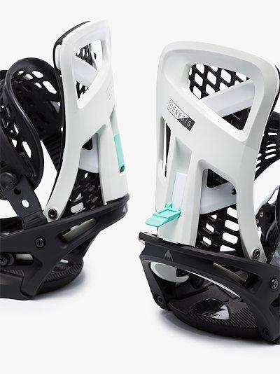 black Genesis Est snowboard bindings