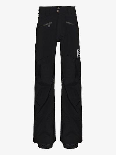 black GORE-TEX 3L PRO Hover trousers