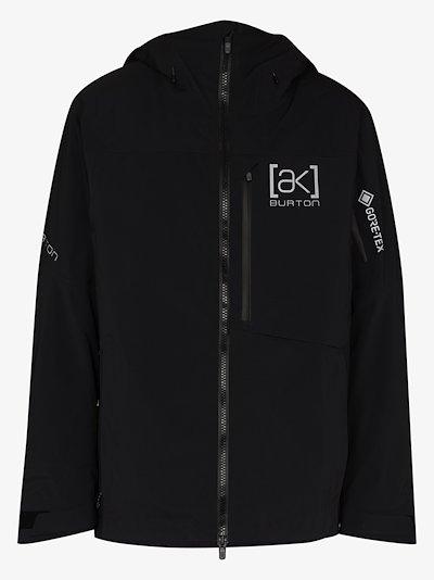 black Helitack GORE-TEX stretch jacket