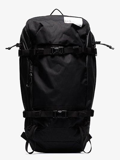 black Japan Jet Pack 15L backpack