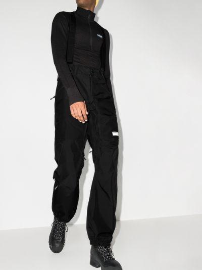 black Banshey GORE-TEX ski trousers
