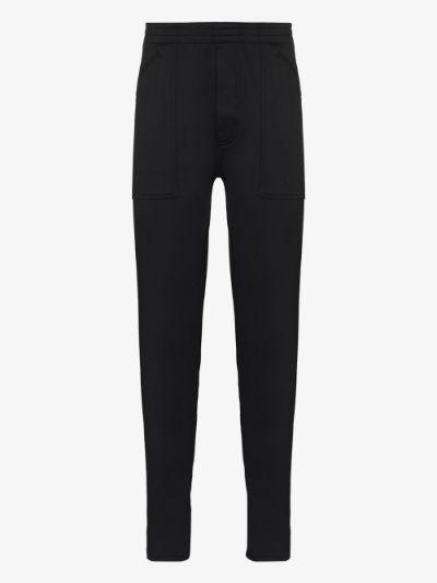 black Stash base layer trousers