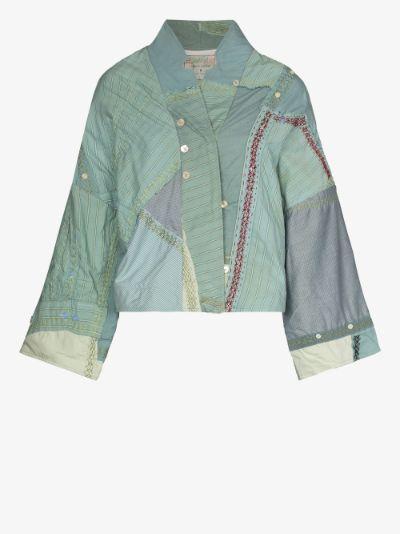 Cassie patchwork jacket