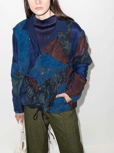 Jono Patchwork Jacket