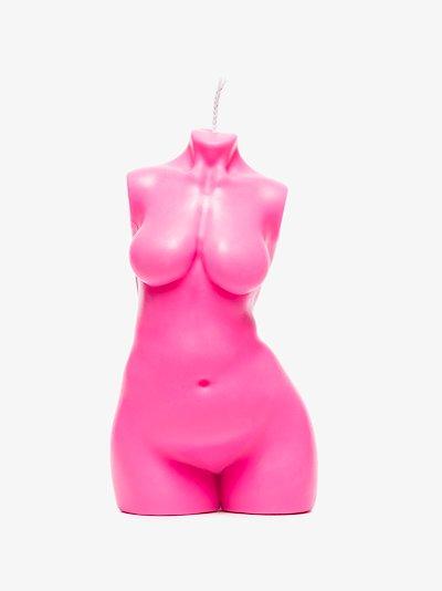 Pink Hera candle