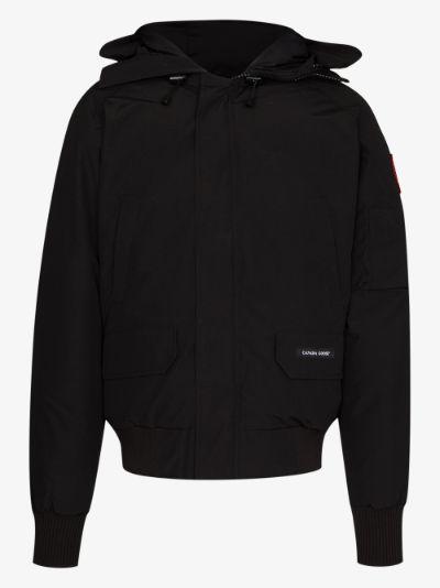Chilliwack padded bomber jacket