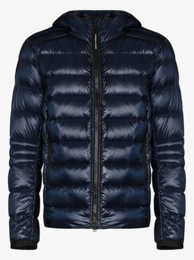 Crofton padded down jacket