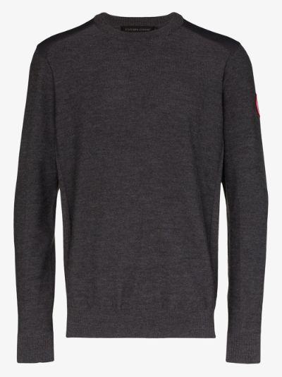 Dartmouth merino sweater