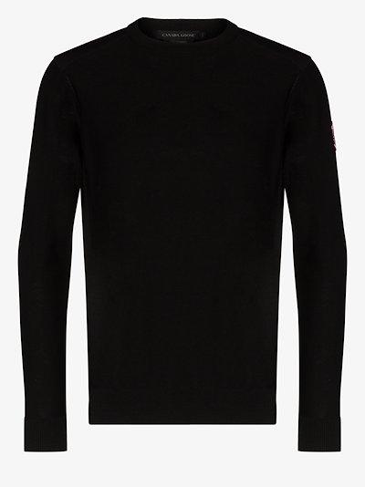 Dartmouth wool sweater