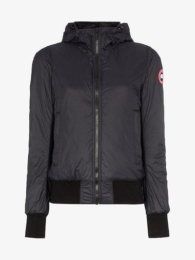 Dore hooded padded jacket