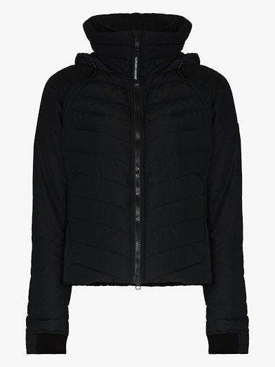 Hybridge padded base jacket