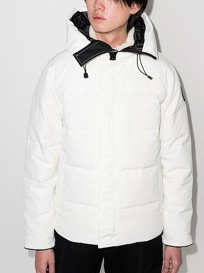 MacMillan padded parka coat