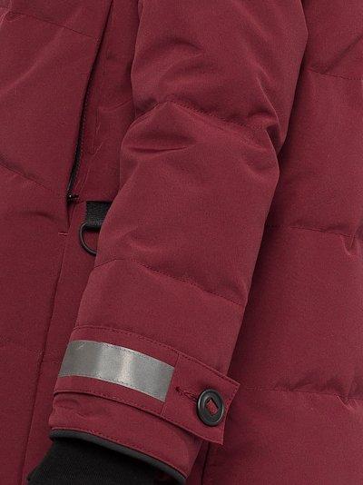 Merritt padded parka coat
