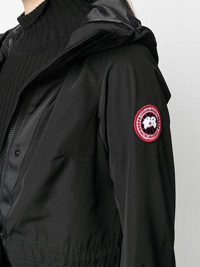 Minden hooded parka jacket