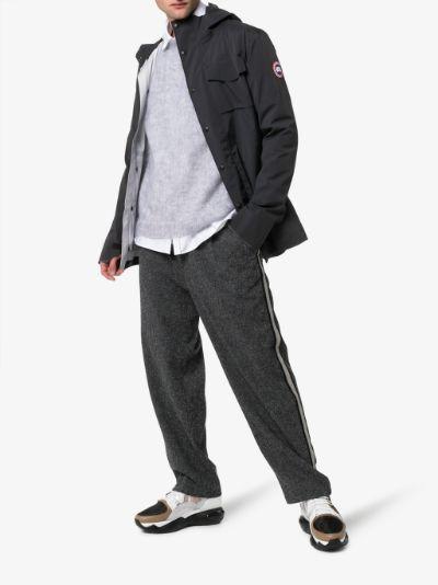 Nanaimo hooded jacket