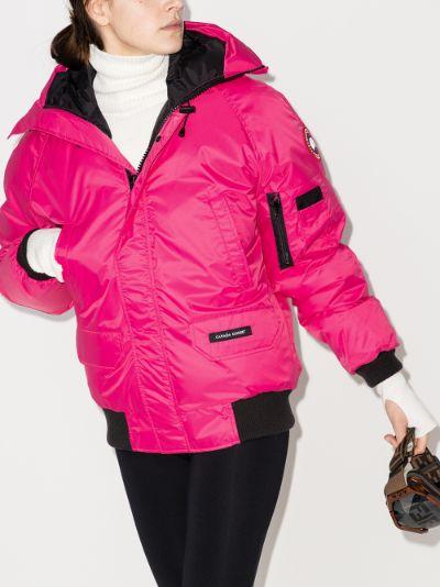 Northern Lights Chilliwack padded bomber jacket