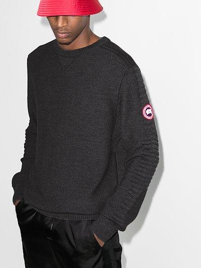 Patterson merino wool sweater