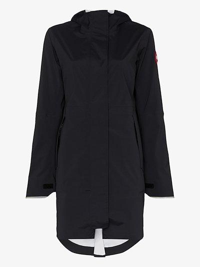 Salida hooded raincoat