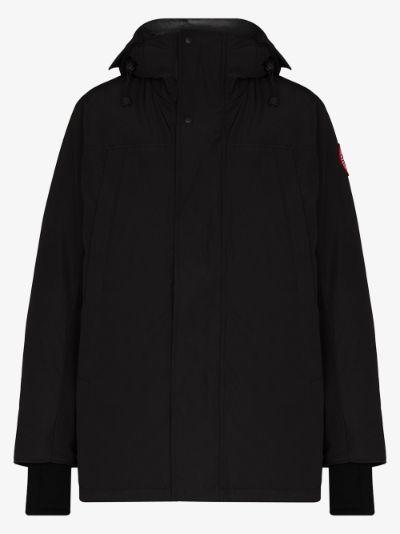 sanford hooded parka coat