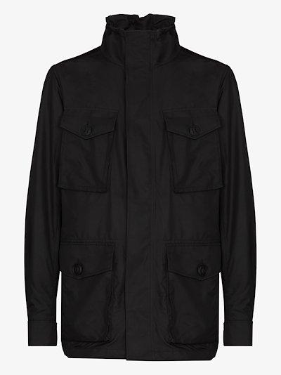 Stanhope multi-pocket jacket
