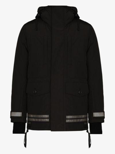 Toronto hooded jacket