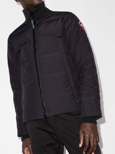 Woolford down jacket
