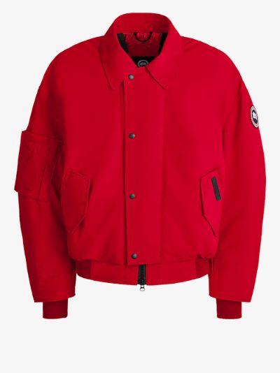 X Angel Chen Arxan bomber jacket