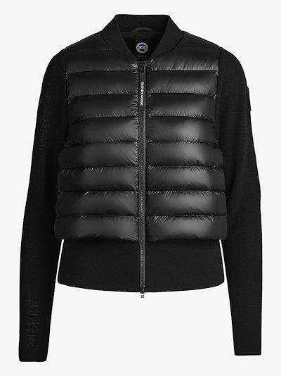 X Angel Chen HyBridge padded jacket