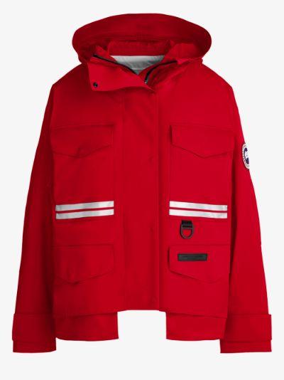 X Angel Chen Mordaga rain jacket