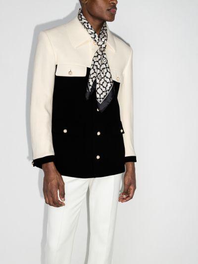Amirale Wool blazer