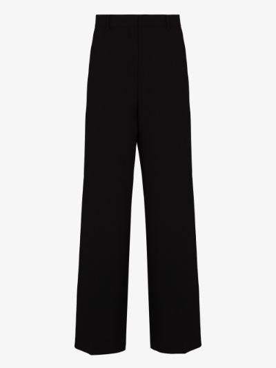 Amirale wool trousers