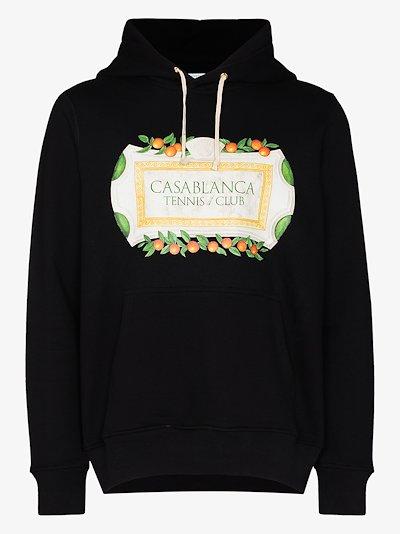 X Browns 50 Tennis Club hoodie
