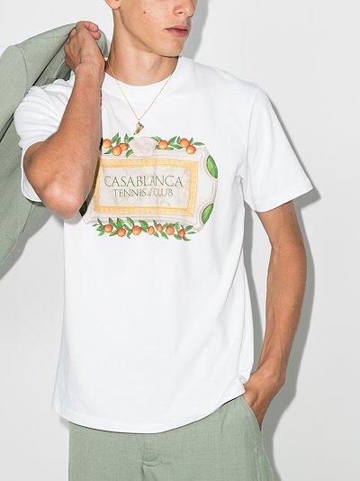 X Browns 50 Tennis Club T-shirt