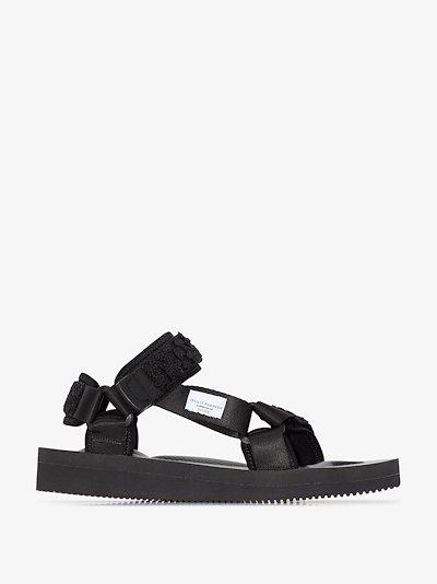 X Suicoke black Maria sandals