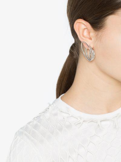 sterling silver Ricoche Earring